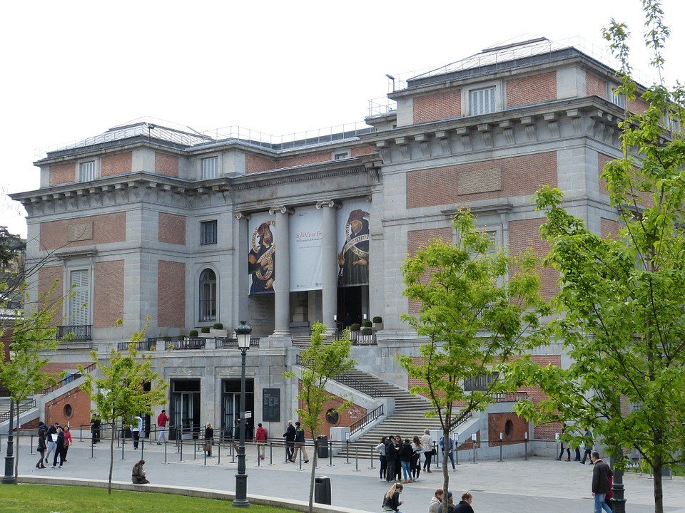 The Prado Museum, Madrid