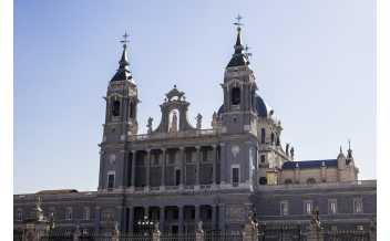 Собор Альмудена, Мадрид, Испания