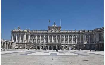 Palazzo Reale, Madrid, aperto tutto l'anno