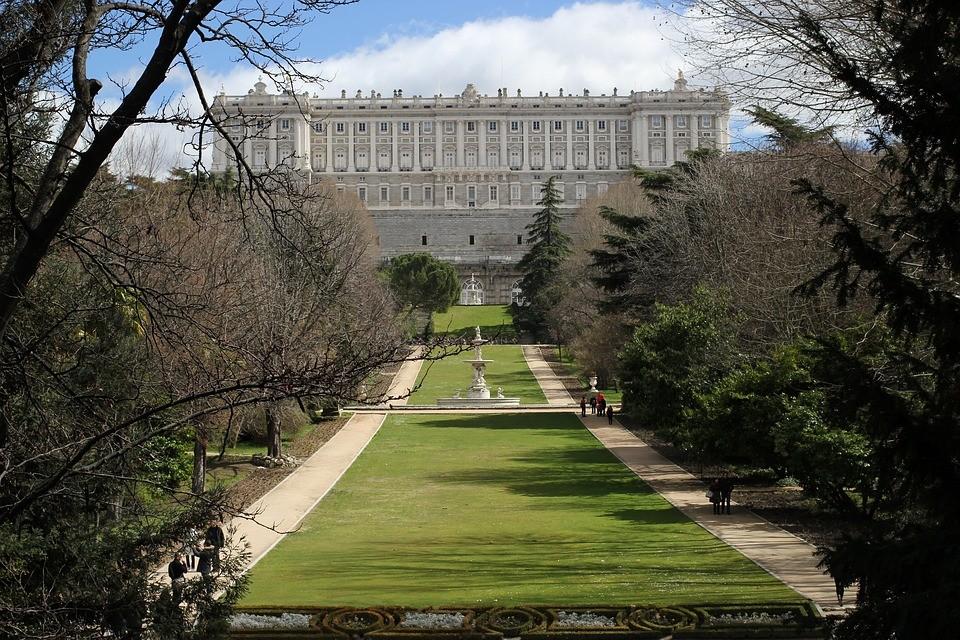 Royal Palace, Madrid: All year
