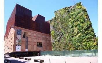 CaixaForum, Мадрид, Испания: Круглый год