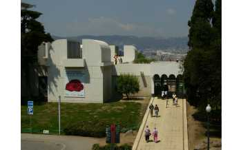 Фонд Жоана Миро, Барселона: Круглый год