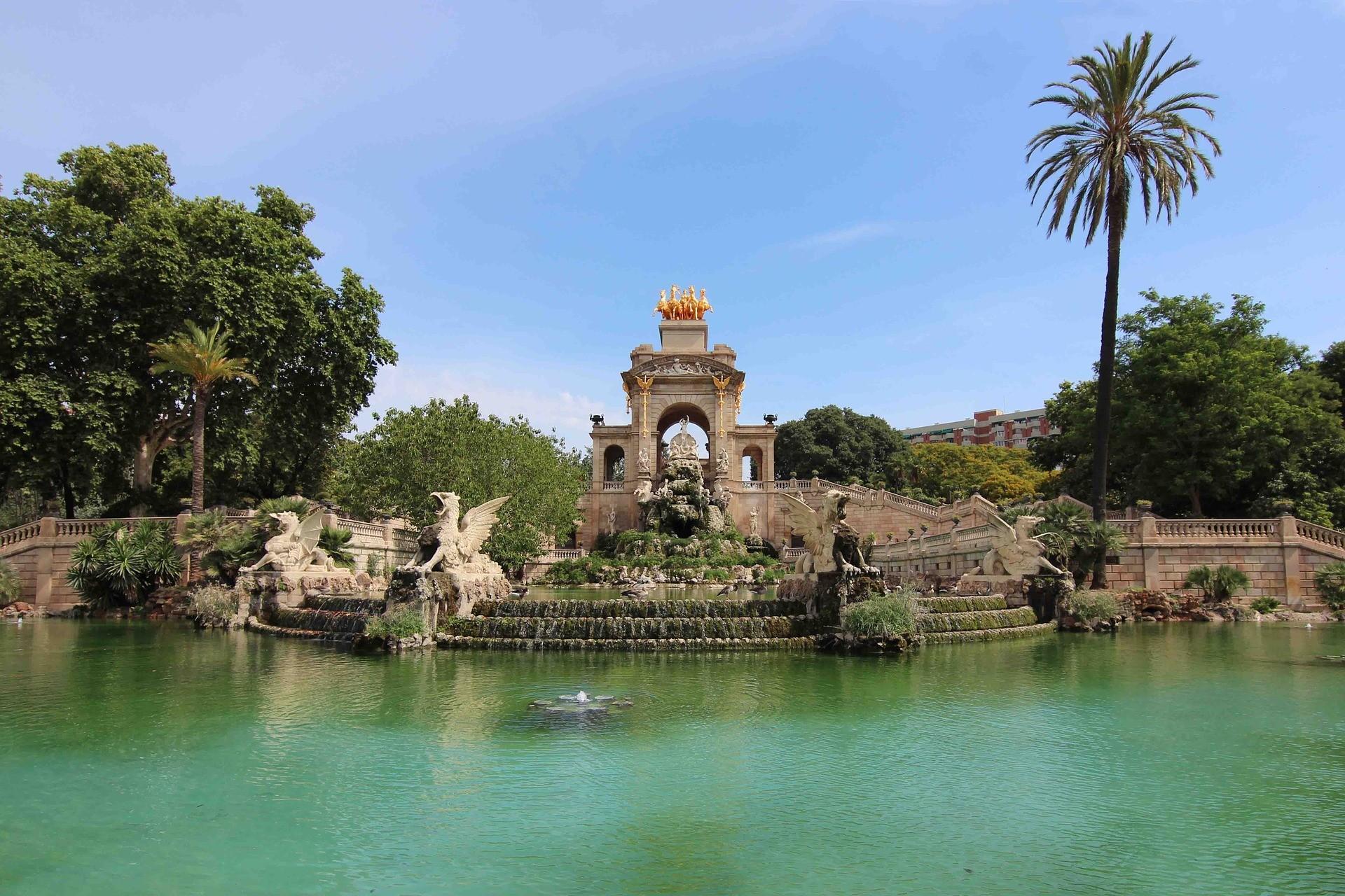 Parc de la Ciutadella, Barcelona: All Year
