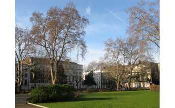 Bloomsbury Square, Londres - Toute l'année