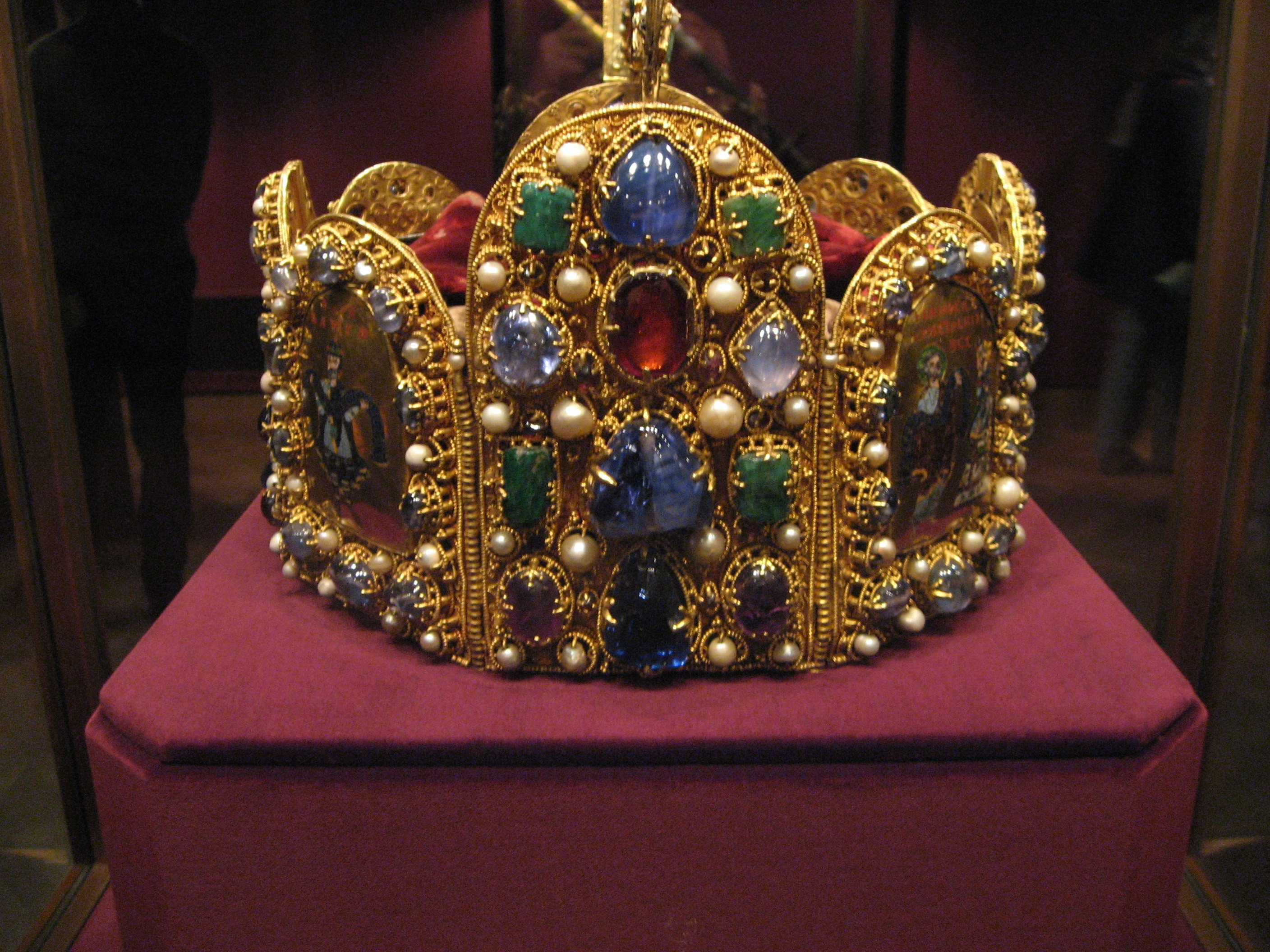 The Imperial Treasury, Vienna: All year