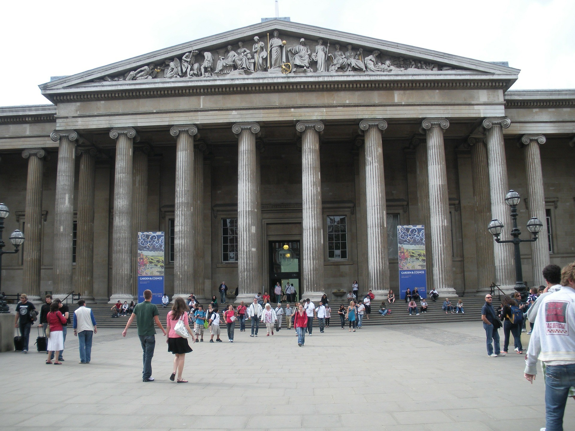 The British Museum, London: All year