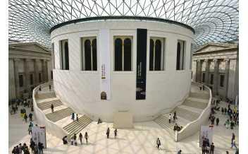 Британский Музей (The British Museum), Лондон: Круглый год