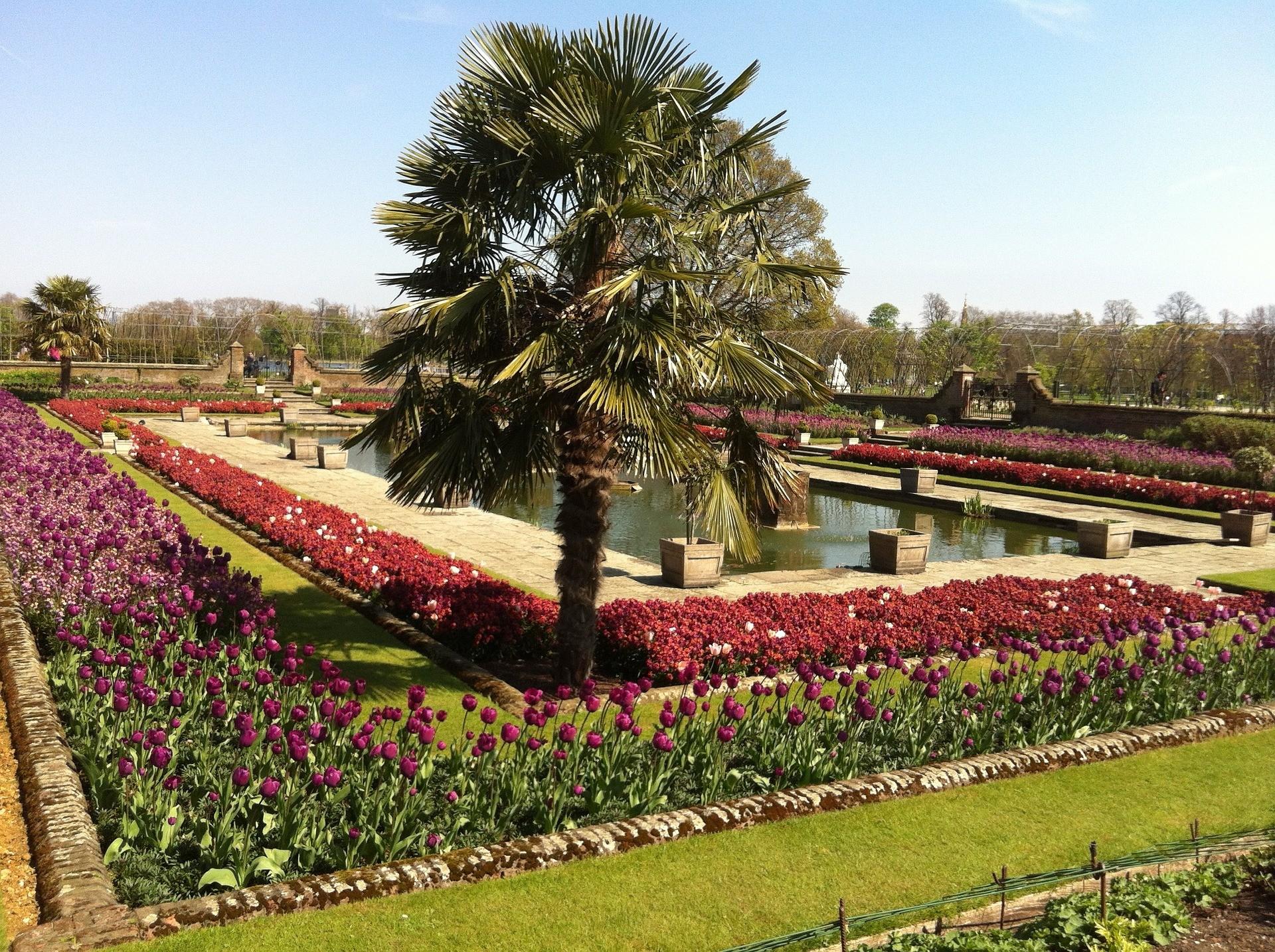 Kensington palace londra aperto tutto l 39 anno biglietti for Giardini fioriti tutto l anno