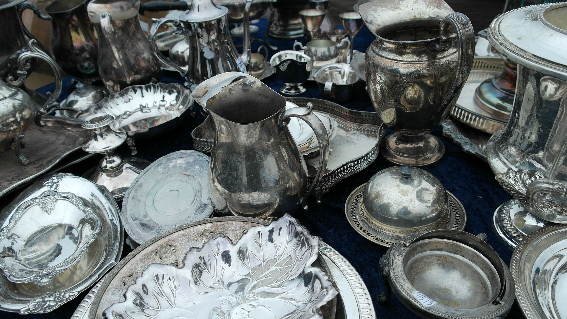 Bermondsey Market, London: Every Friday and Saturday