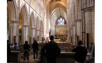 Southwark Cathedral, London: All year