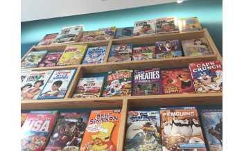 Cereal Hunters, Café, Madrid