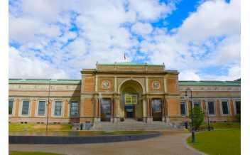 National Gallery, Statens Museum for Kunst, Copenhagen
