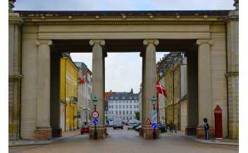 History Museum, Amalienborgmuseet Copenhagen