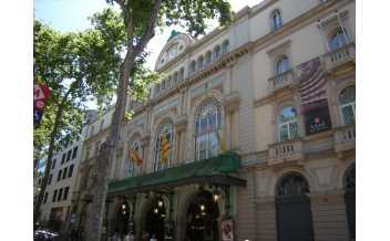 Gran Teatre del Liceu, Barcellona, Spagna