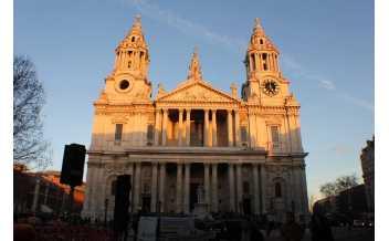 Собор Святого Павла (St. Paul's Cathedral), Лондон: Круглый год