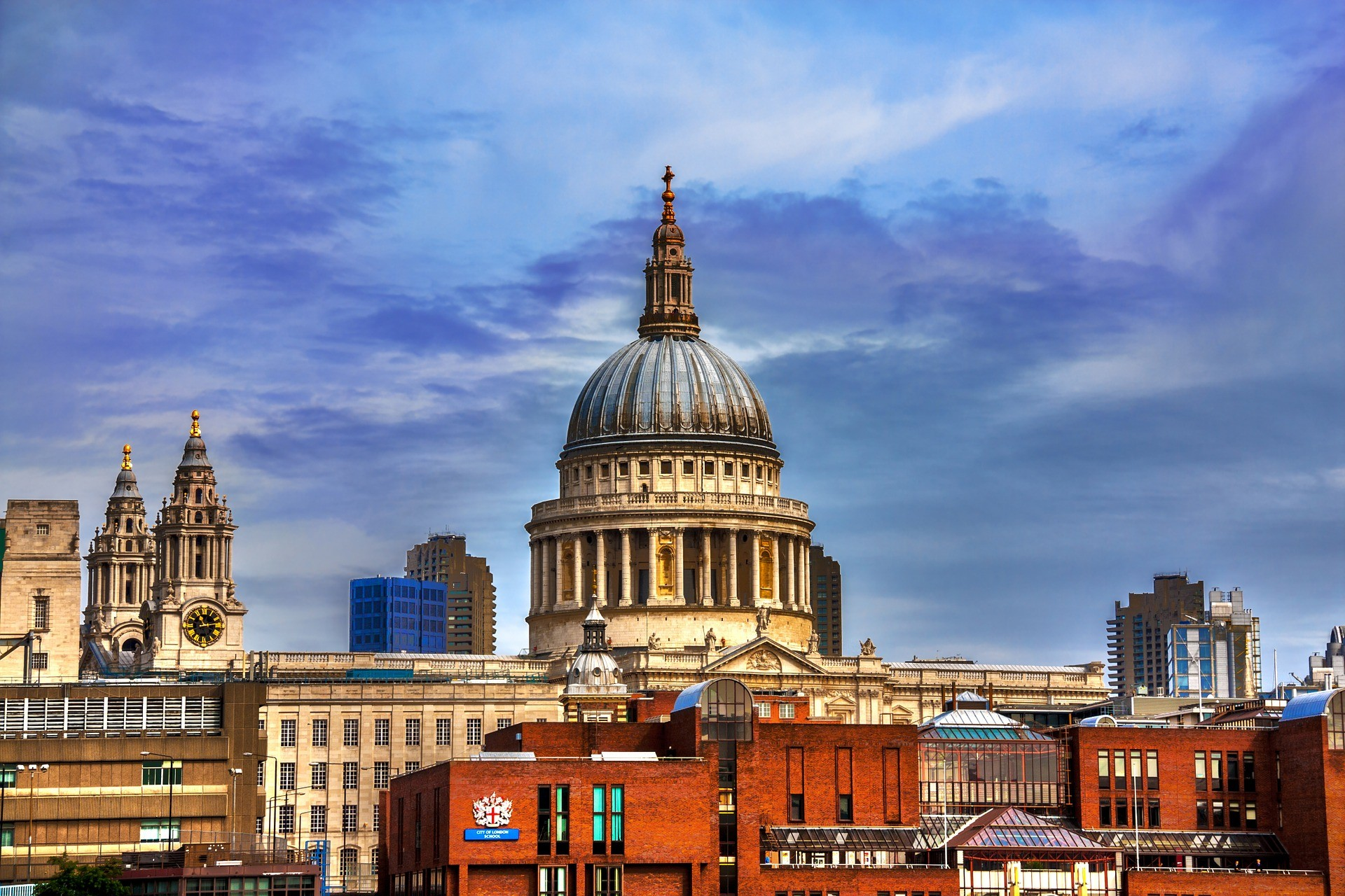 St. Paul's Cathedral, London: All year