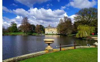 Королевские ботанические сады Кью (Royal Botanic Kew Gardens), Лондон