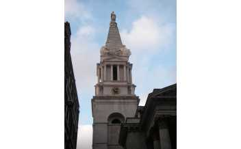 St. George's Church, Bloomsbury, London