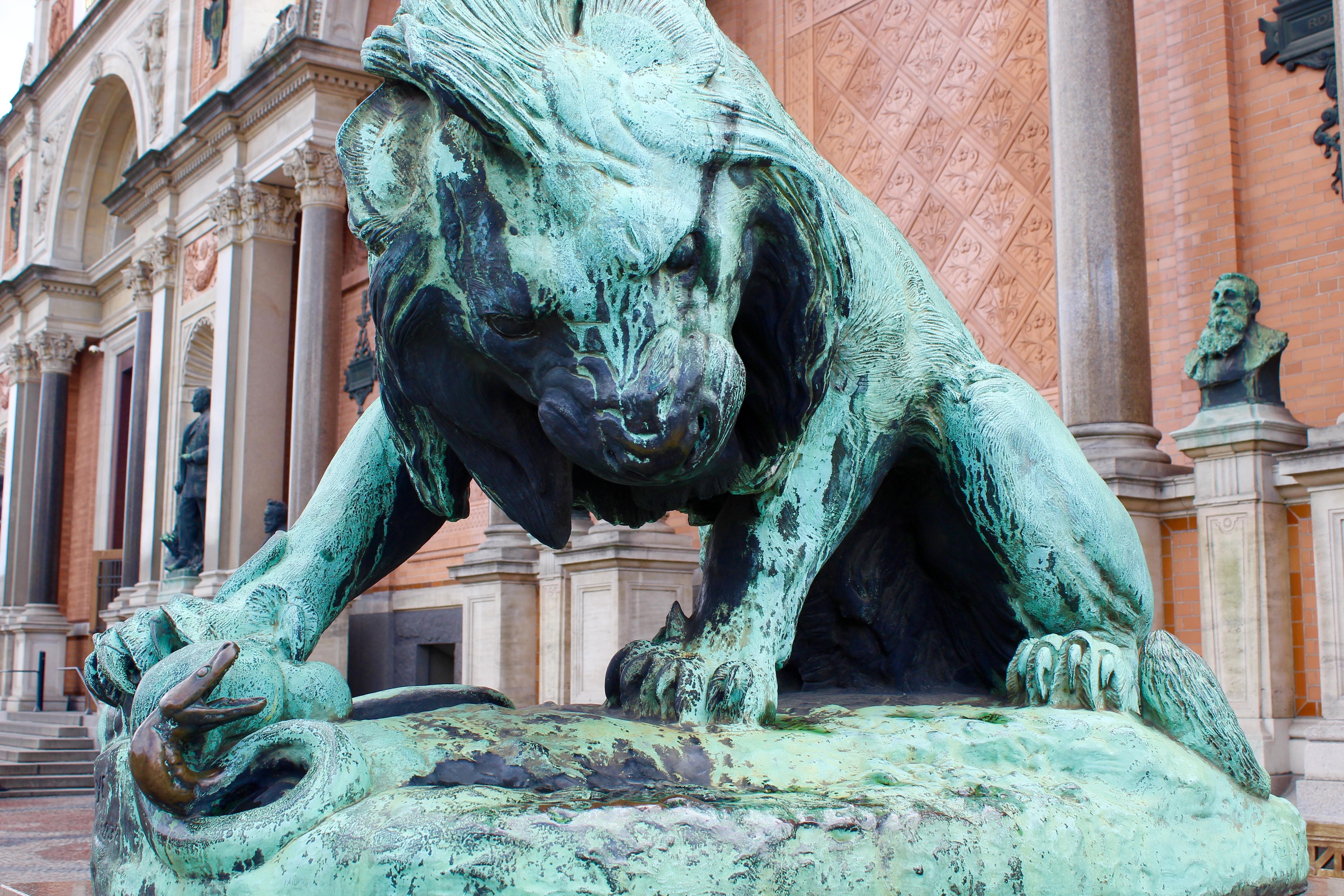 Glyptotek Art museum, Copenhagen