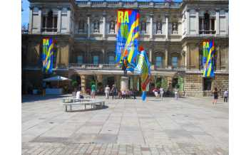 Royal Academy of Arts, Londra, Aperta tutto l'anno