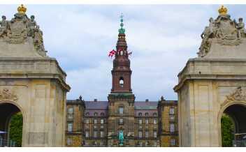 Christianborg Palace, Copenhagen