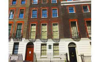 Benjamin Franklin House, London: All year