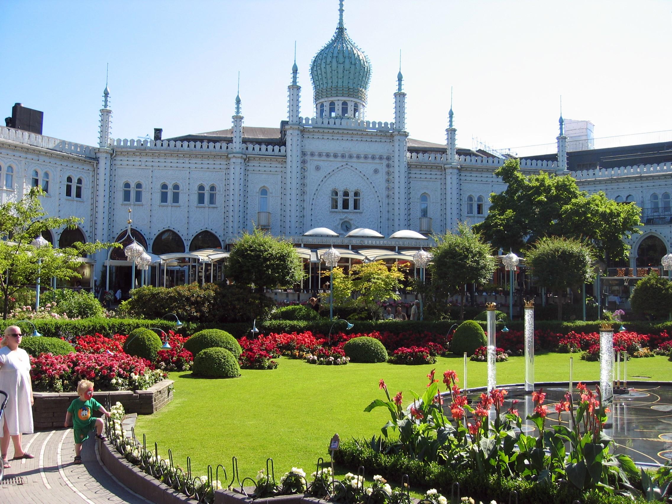 Tivoli Garden, Copenhagen: all year