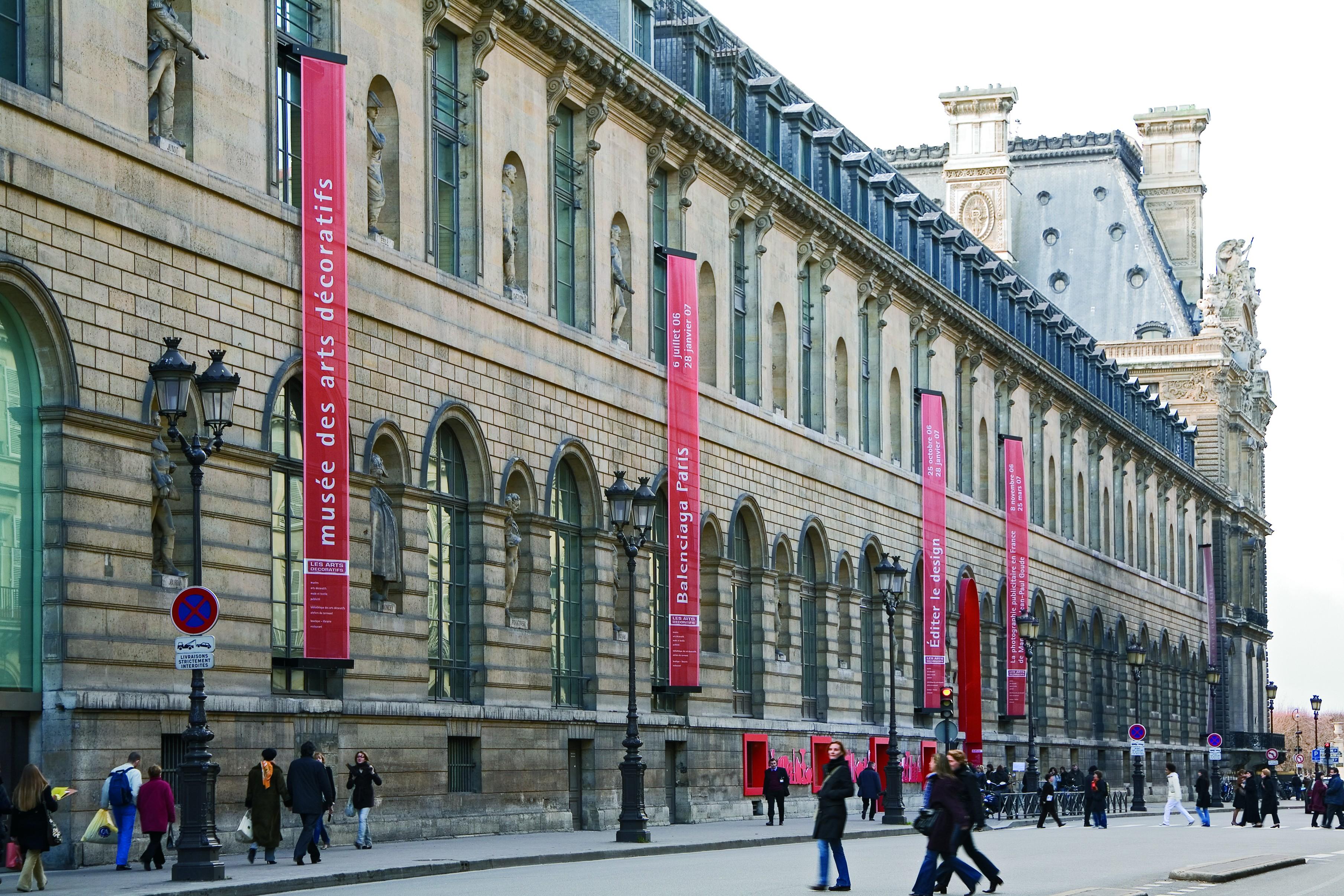 Mus e des arts d coratifs paris all year divento - Musee art decoratif paris horaires ...