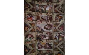 Sistine Chapel, Vatican City, Rome: All year