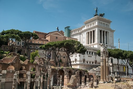 Roman Forum, Rome: All year