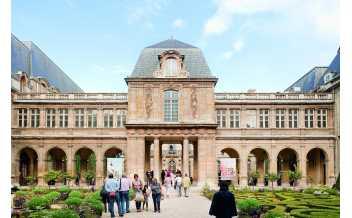卡纳瓦莱博物馆(巴黎):全年