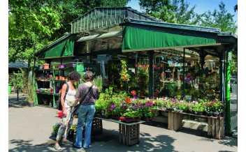 Mercato dei Fiori e degli Uccelli, Parigi