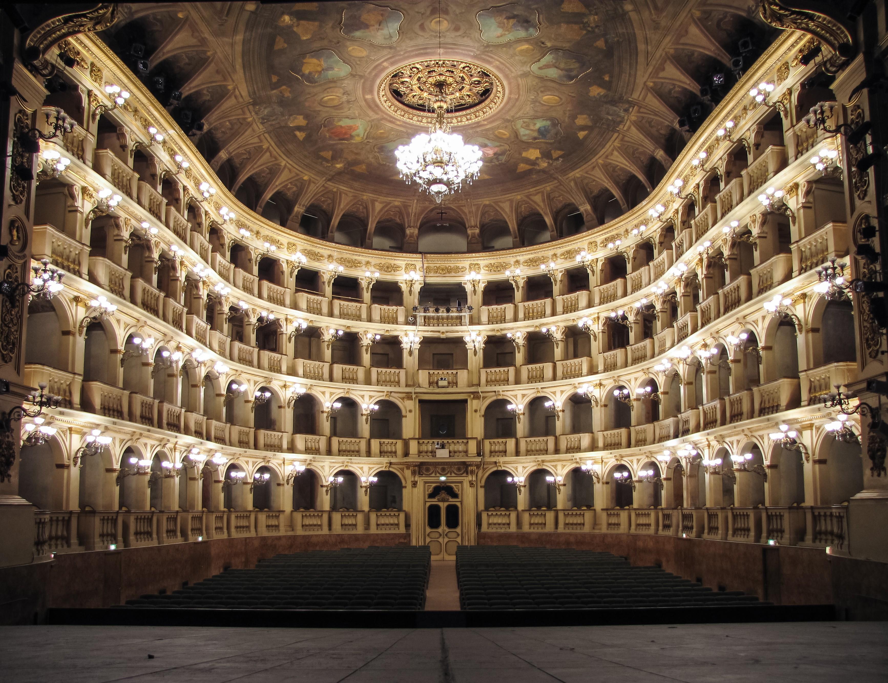Teatro Comunale of Bologna