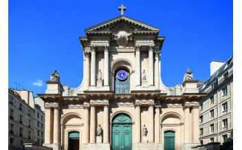 Eglise Saint-Roch, Paris: All Year