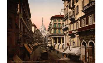 Corso Vittorio Emanuele II, Milan