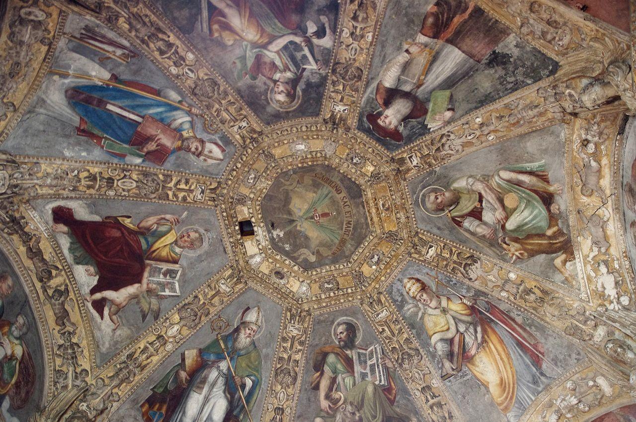 Basilica of San Lorenzo Maggiore, Milan