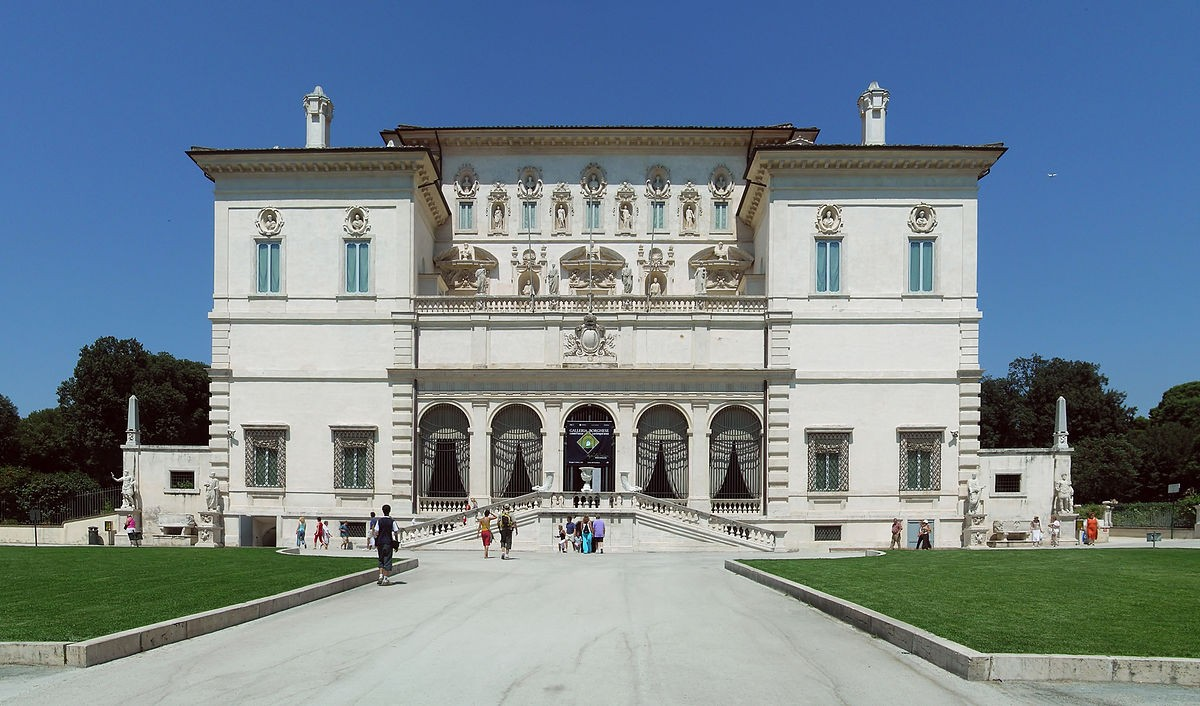 Galleria Borghese, Rome: All year