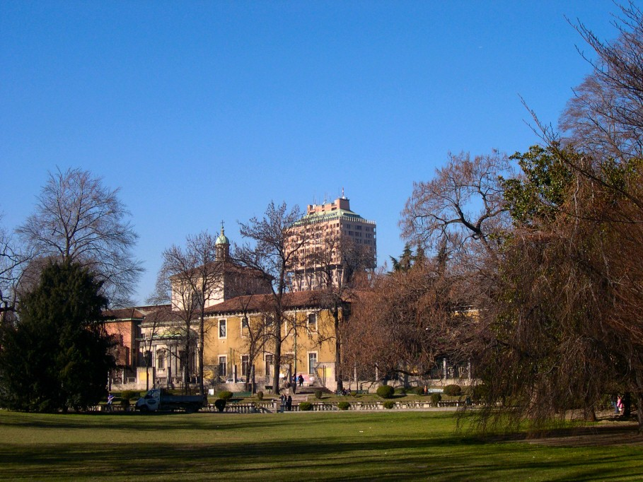 Indro Montanelli Public Gardens, Milan