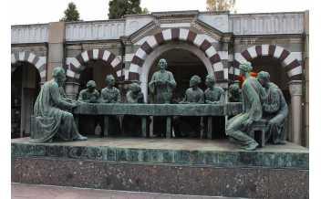 Monumental Cemetery of Milan