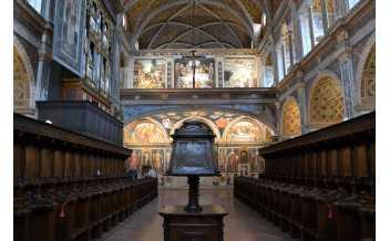 Церковь Сан Маурицио аль Монастеро Маджоре, Милан: круглый год