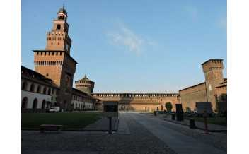 Sforza Castle and Museums, Milan