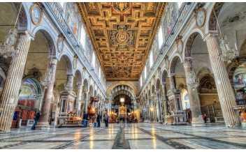 天坛圣母堂,罗马:全年
