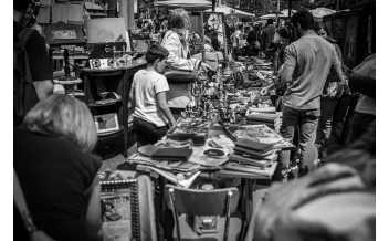 Porta Portese Flea Market, Rome