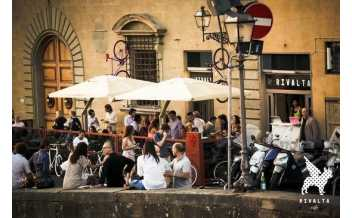 Rivalta Cafe, Florence