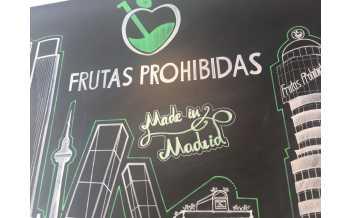 Frutas Prohibidas, Cafe, Madrid, Spain