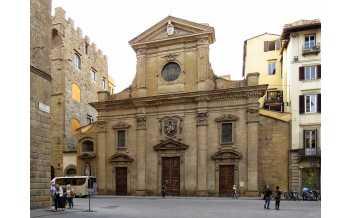 Basilica di Santa Trinita, Florence