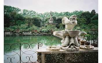 Jardines Boboli, Florencia: Todo el año