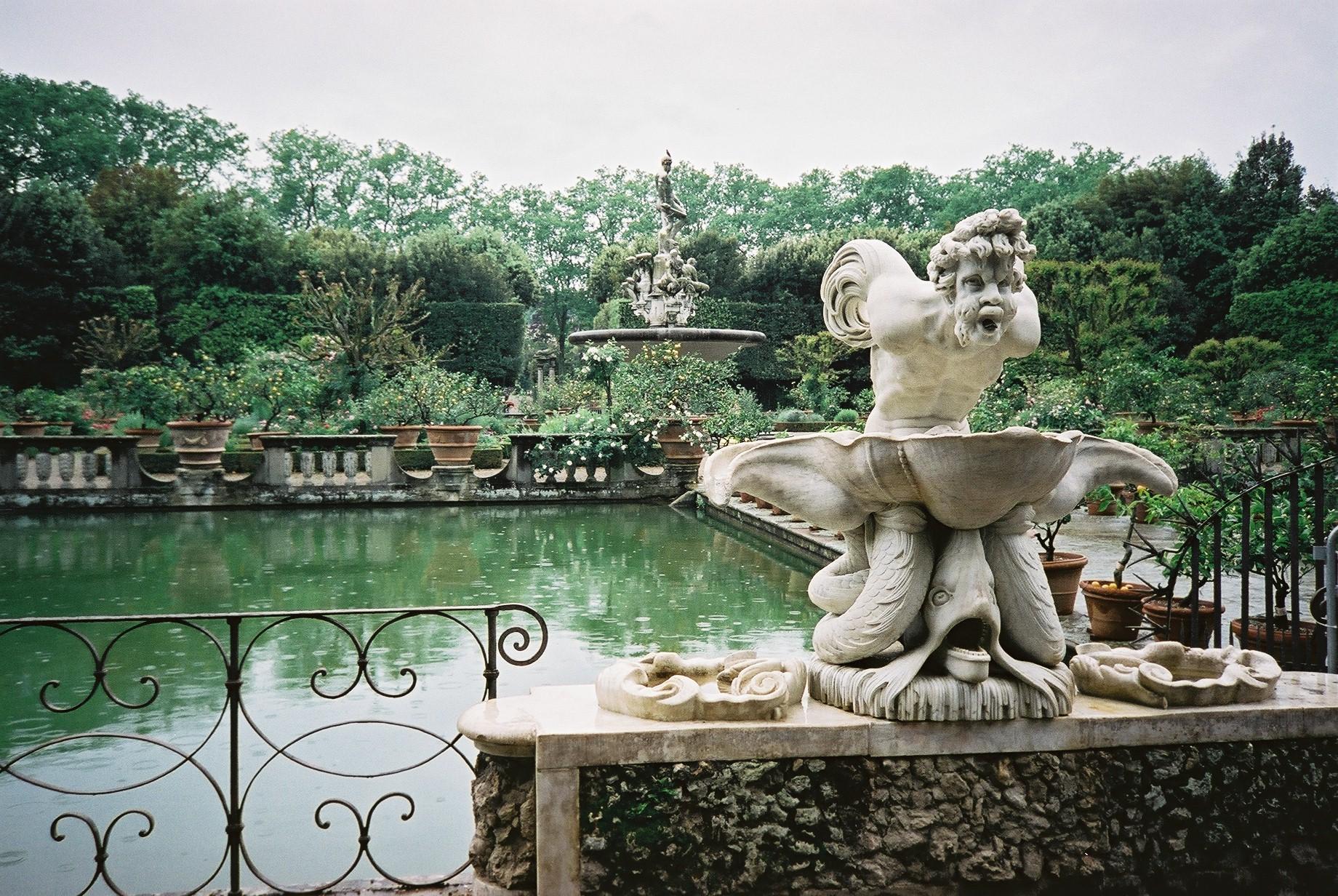 Boboli Gardens, Florence: All Year
