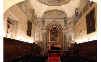 Eglise Santa Monaca, Florence, Italie