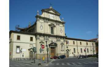 Saint Mark's English Church, Florence: All year